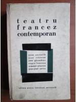 Anticariat: Teatru francez contemporan