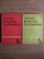 Teatrul romanesc contemporan ( 2 volume)