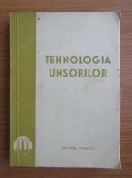 Anticariat: Tehnologia unsorilor