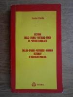Teodor Flonta - Dictionar englez-spaniol-portughez-roman de proverbe echivalente