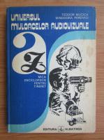 Anticariat: Teodor Mucica - Universul mijloacelor audiovizuale