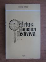 Anticariat: Teodor Tanco - Virtus Romana Rediviva (volumul 5)