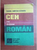 Teodora Dobritoiu-Alexandru - Mic dictionar ceh-roman