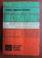 Anticariat: Teodora Dobritoiu-Alexandru - Mic dictionar roman-ceh