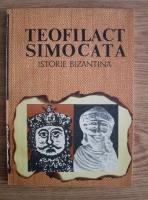 Teofilact Simocata - Istorie bizantina. Domnia imparatului Mauricius