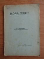 Teoria muzicii (1923)