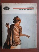 Anticariat: Terentiu - Fata din Andros