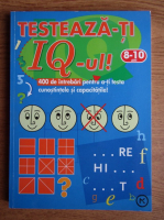 Anticariat: Testeaza-ti IQ-ul!