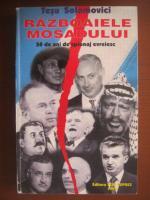 Anticariat: Tesu Solomovici - Razboaiele Mosadului