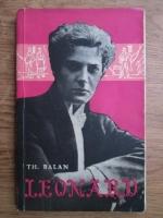 Th. Balan - Leonard. Printul operetei