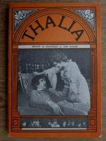 Anticariat: Thalia. Almanah de dramaturgie si arta teatrala