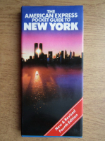 Anticariat: The American Express pocket guide to New York