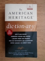 The american heritage. Dictionary