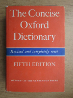 Anticariat: The Concise Oxford Dictionary