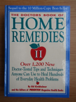 The doctors book of home remedies, volumul 2