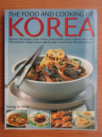 Anticariat: The food and cooking of Korea