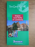 The Green Guide, Belgium, Grand Duchy of Luxembourg
