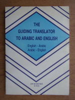 The guiding translator to arabic and english