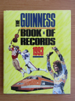 Anticariat: The Guinness book of records 1993