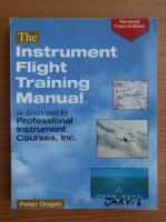 Anticariat: The instrument flight training manual