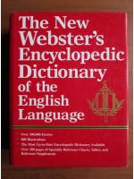 Anticariat: The New Webster's Encyclopedic Dictionary of the English Language (mare)