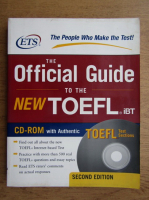 Anticariat: The official guide to the new TOEFL iBT (contine CD)
