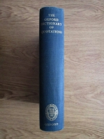 The Oxford Dictionary of Quotations (1941)
