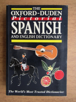 Anticariat: The Oxford-Duden pictorial spanish and english dictionary