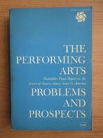 Anticariat: The performing arts