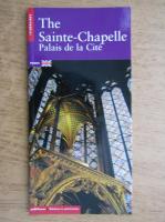 The Sainte Chapelle palais de la cite