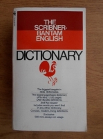 Anticariat: The Scribner-Bantam English dictionary
