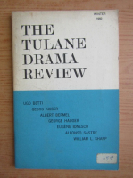 Anticariat: The tulane drama review, volumul 5, nr. 2, december, 1960