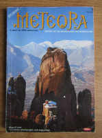 Theocharis M. Provatakis - To mark the 600th anniversary Meteora. History of the monasteries and monasticism
