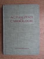 Theodor Burghele - Actualitati de cardiologie