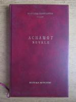 Theodor Constantin - Achamot (2002, editie deosebita)