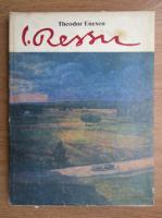 Anticariat: Theodor Enescu - C. Ressu