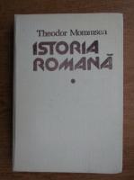 Theodor Mommsen - Istoria romana (volumul 1)