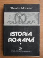 Theodor Mommsen - Istoria romana, volumul 1