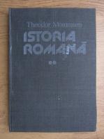 Theodor Mommsen - Istoria romana (volumul 2)