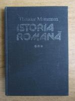 Theodor Mommsen - Istoria romana (volumul 3)