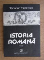 Theodor Mommsen - Istoria romana (volumul 4)