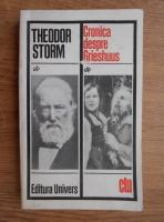 Anticariat: Theodor Storm - Cronica despre Grieshuus