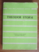 Anticariat: Theodor Storm - Poezii