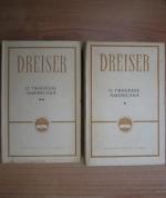 Theodore Dreiser - O tragedie americana (2 volume, cartonate)