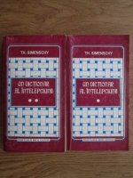 Anticariat: Theofil Simenschy - Un dictionar al intelepciunii (2 volume)
