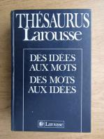 Thesaurus Larousse