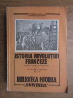 Anticariat: Thomas Carlyle - Istoria revolutiei franceze (volumul 3, 1946)