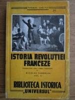 Thomas Carlyle - Istoria revolutiei franceze. Volumul II