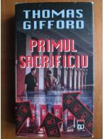 comperta: Thomas Gifford - Primul sacrificiu