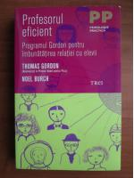 Anticariat: Thomas Gordon - Profesorul eficient
